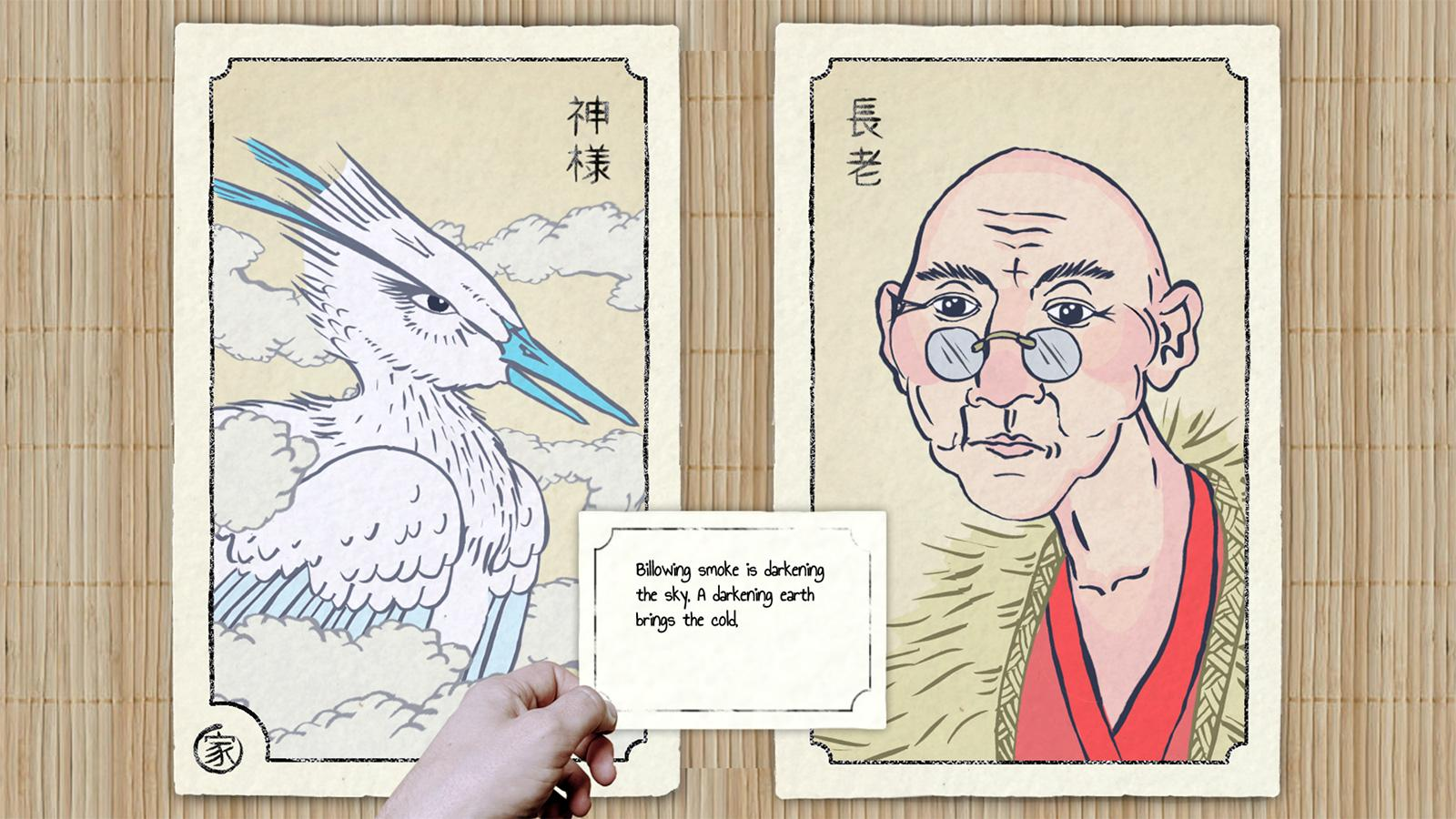 From Haiku to Hokusai: How a new puzzle game was inspired by