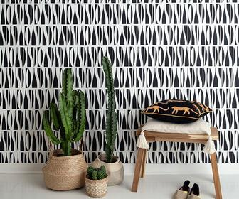 MissPrint's graphic designer on how wallpaper can be a design and illustration dream