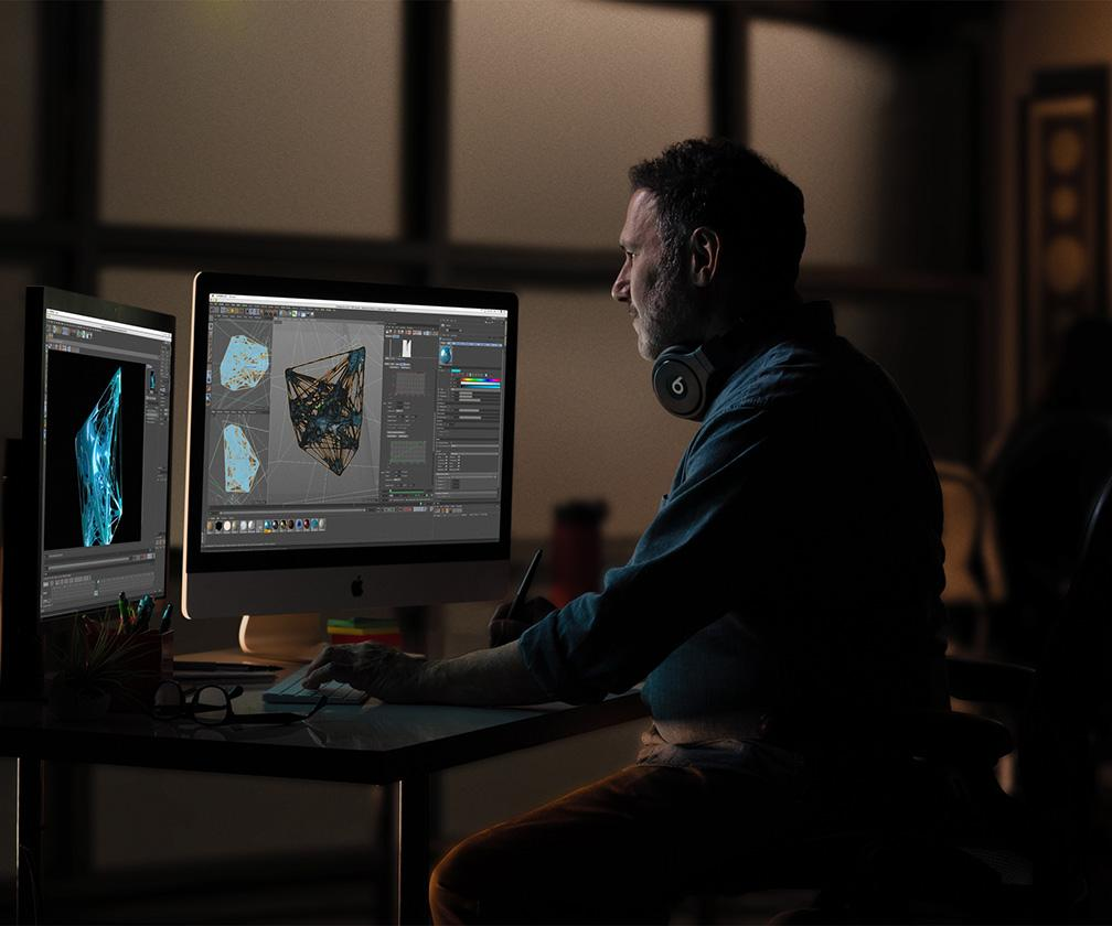 Apple has upgraded the iMac to make it twice as fast – and given the iMac Pro a quiet bump too