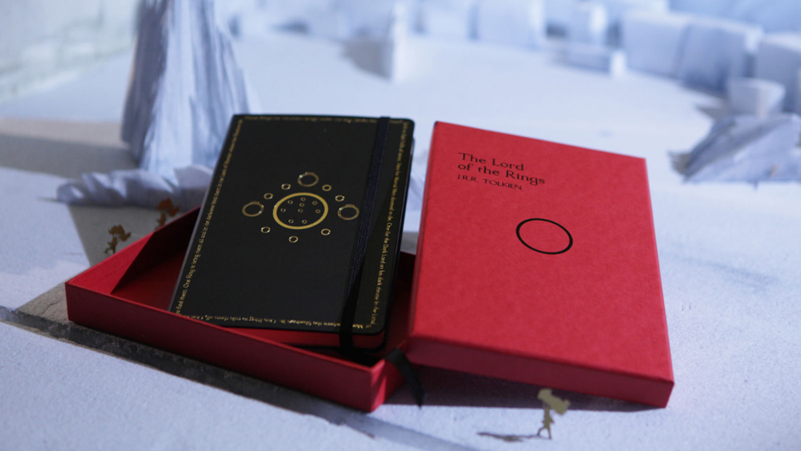 Moleskine Lord of the Rings Limited Edition