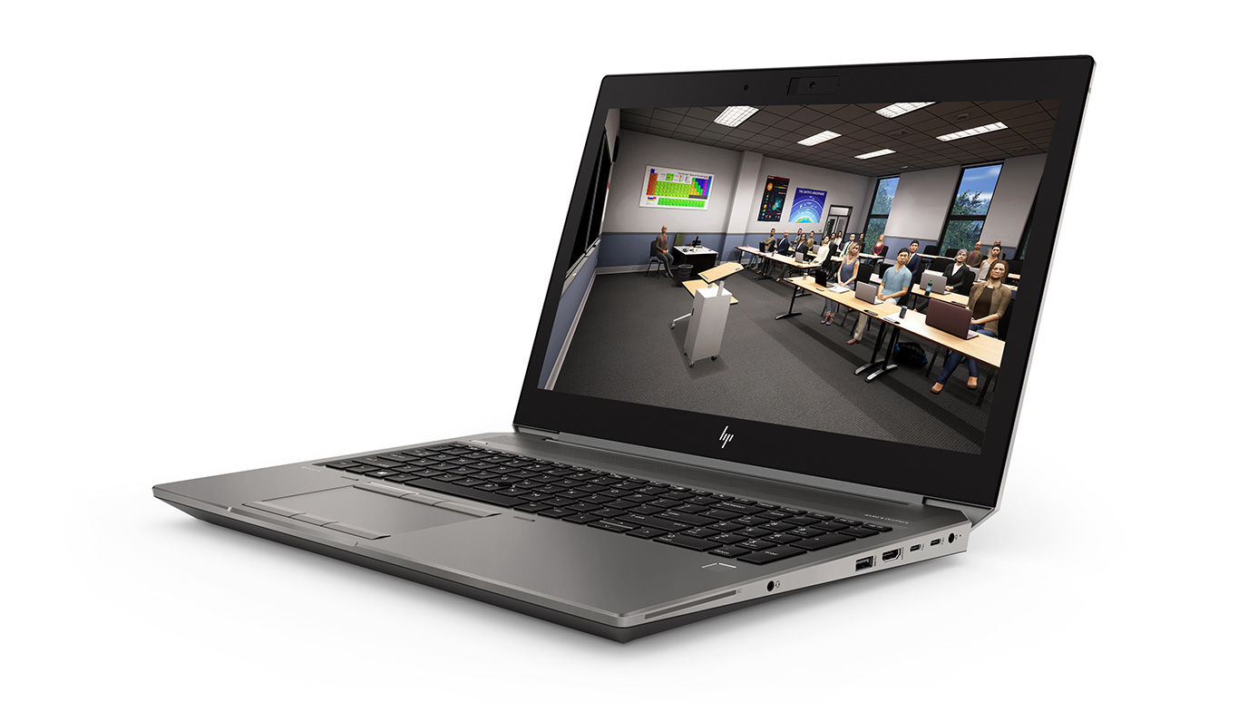 These new laptops for designers and artists from Dell, HP