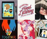 iPad drawing: How leading illustrators use the iPad