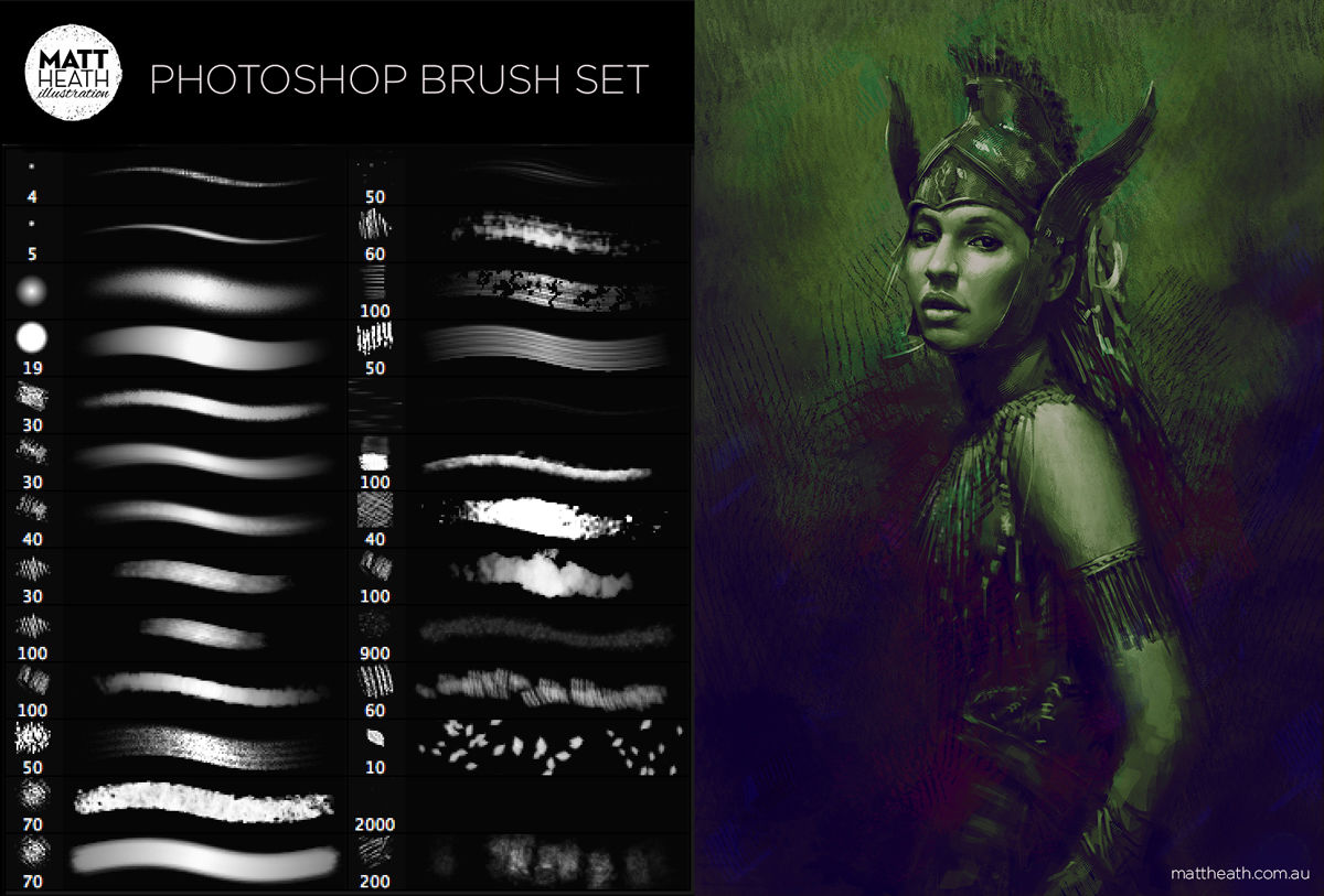Best free Photoshop brushes 2019 - Features - Digital Arts