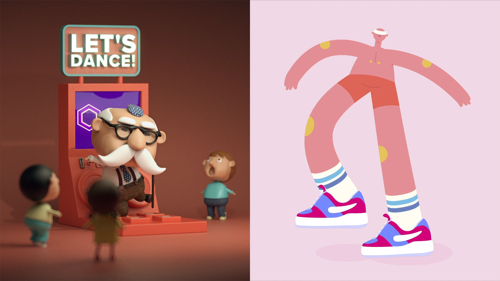 Lose Yourself To Dance Tips On Making Your Animated Characters Boogie Features Digital Arts
