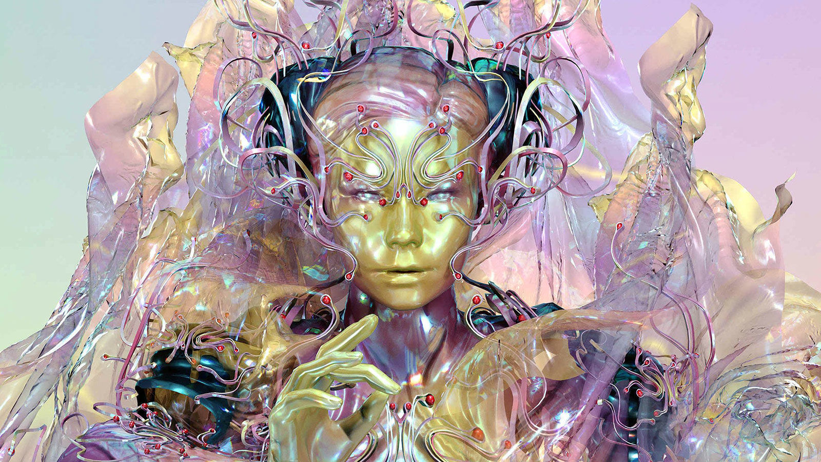 Björk's new VR album shows emotion and audio are the future