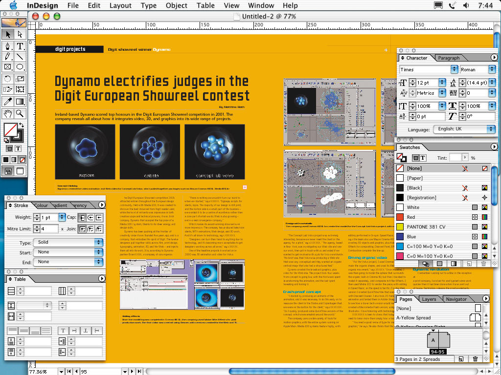 InDesign at 20: how Adobe beat Quark to become the graphic