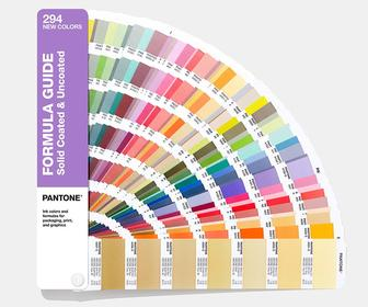 Pantone has invented 294 new colours