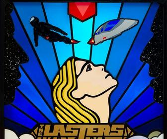 Fred Deakin on creating the artwork for his sci-fi rock opera The Lasters