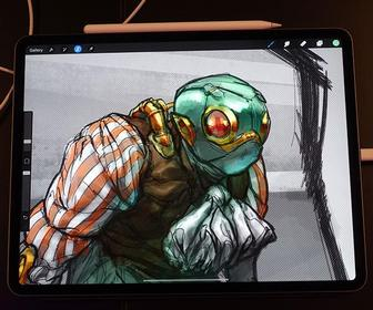 Procreate 5: hands-on, specs and release date for the 2019 update