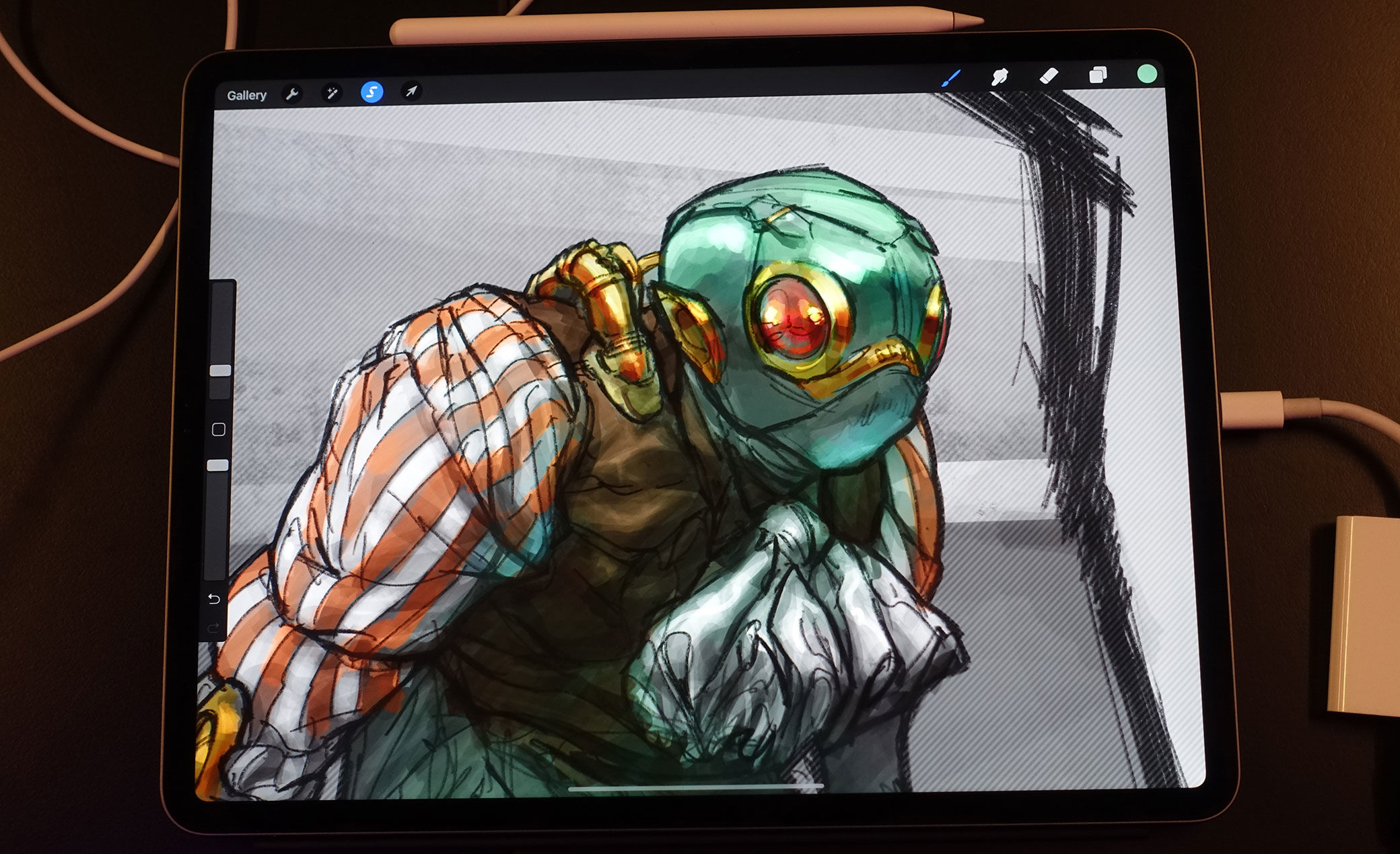 Procreate 5 Hands On Specs And Release Date For The 2019 Update Features Digital Arts