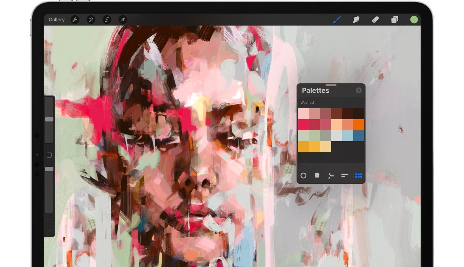 Procreate 5 launches with the world's biggest brush library – hands-on and specs for the 2019 update