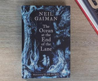 Elise Hurst on illustrating Neil Gaiman's The Ocean at the End of the Lane
