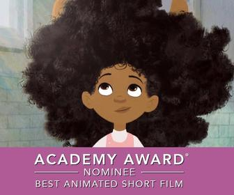 The year's best animated short Hair Love is finally online