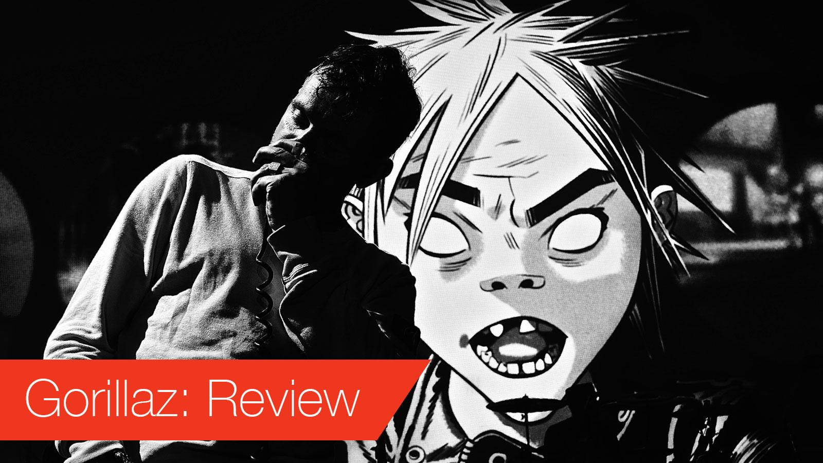 Gorillaz: Reject False Icons review – plenty of music, but where's the art?