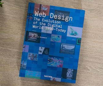 2019's best design book celebrates web design all the way from the '90s to now