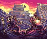 Dan Mumford on leaving behind cult movie art to play video games