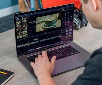 Intel teases faster processors for the next gen of pro laptops like the 16-inch MacBook Pro