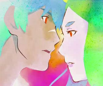 Digital watercolours and anime spellbind for Haven, the latest game to mix rhythm and romance