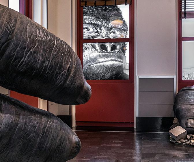 How Empire State history – and King Kong – was resurrected through immersive design