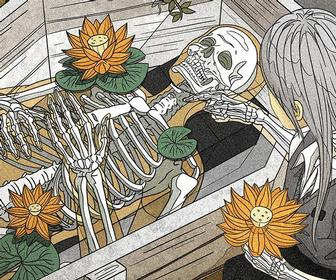 Kiv Bui is making digital memento mori – and not letting social media define her