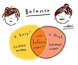 Can you achieve perfect balance as an illustrator?