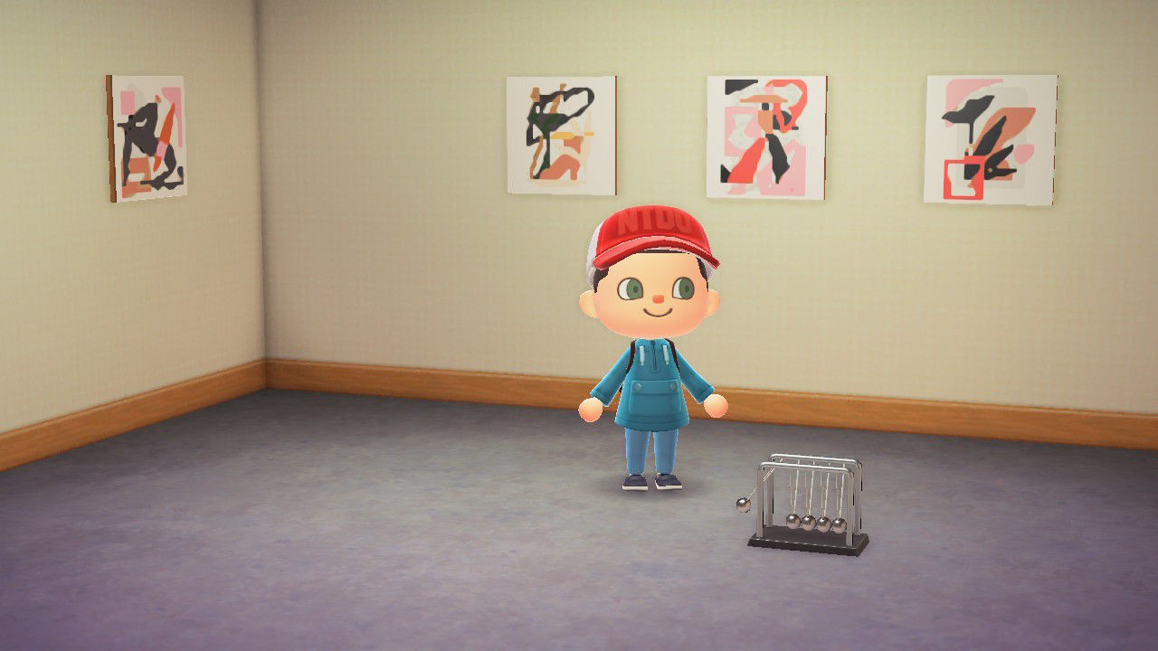 Make Your Own Art Gallery In Animal Crossing With Cool