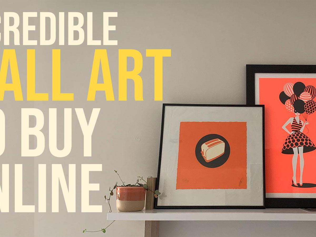 Best Sites For Attractive Cheap Art To Liven Up Walls And Video Calls Features Digital Arts