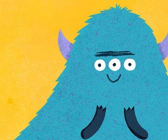 Kid-written stories come to life in a popping new book
