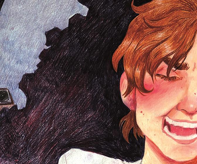 Finish Mental Health Awareness week with student's monstrously good picture book
