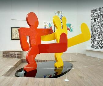 Keith Haring's only museum is now free and virtual to enjoy