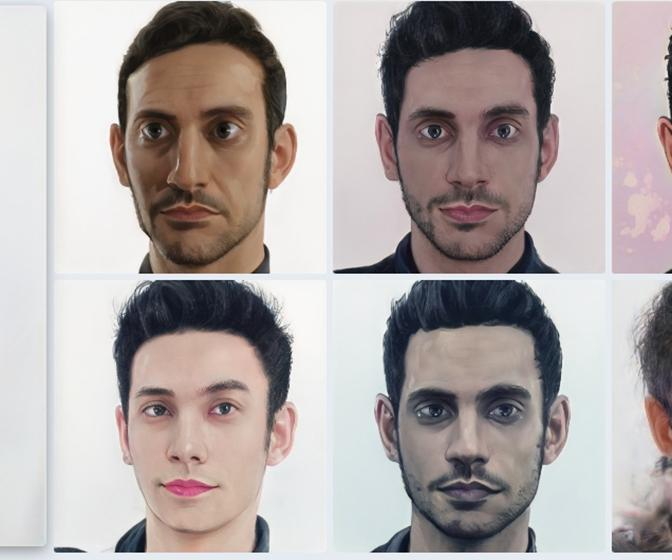 Will this creepy AI platform put artists out of a job?