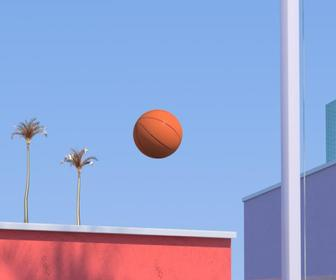 Barry Chapman mixes sound and sport for satisfying animation