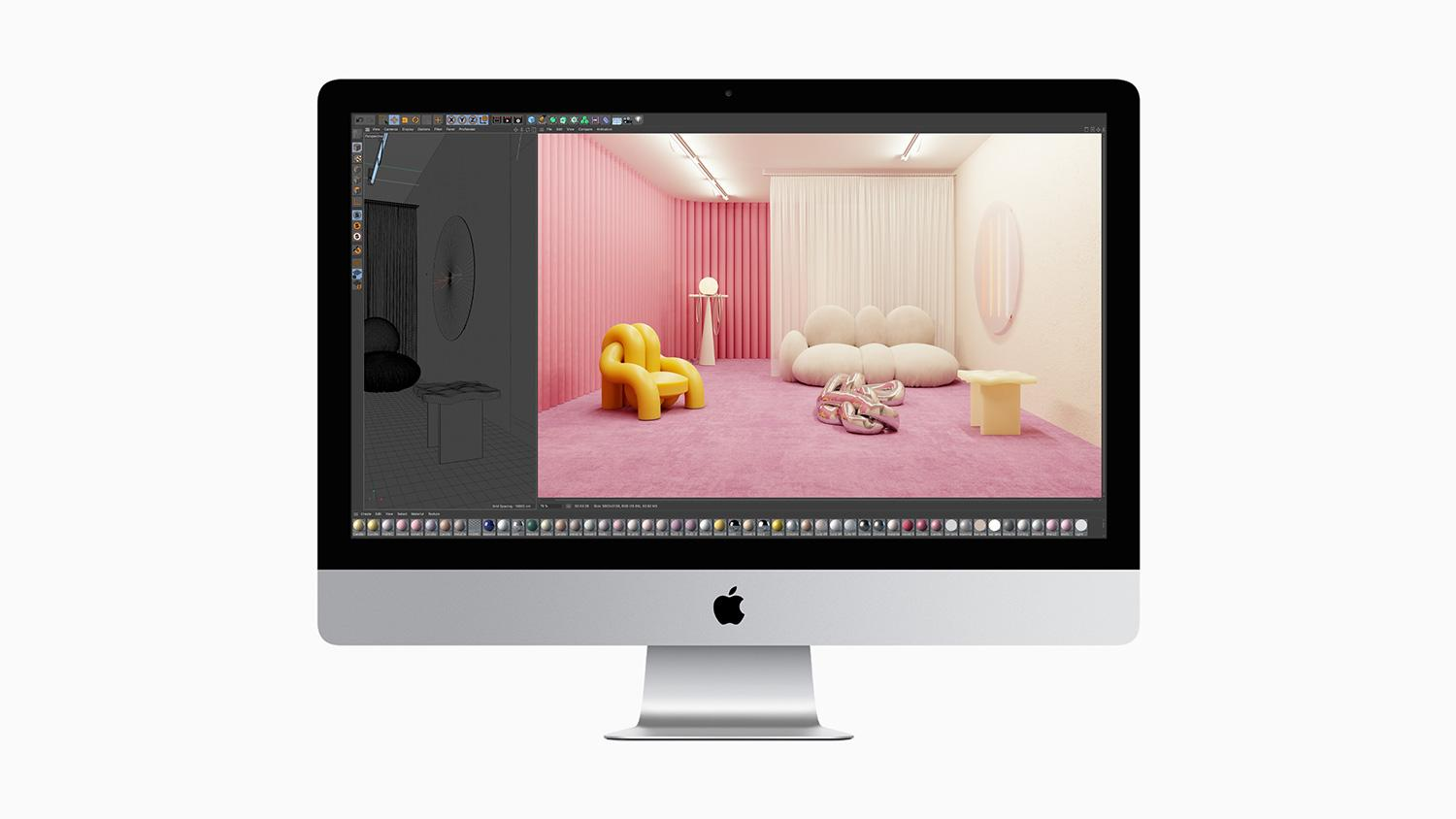 Apple updates the 27-inch iMac for 2020 with 10th-gen chips and a new screen