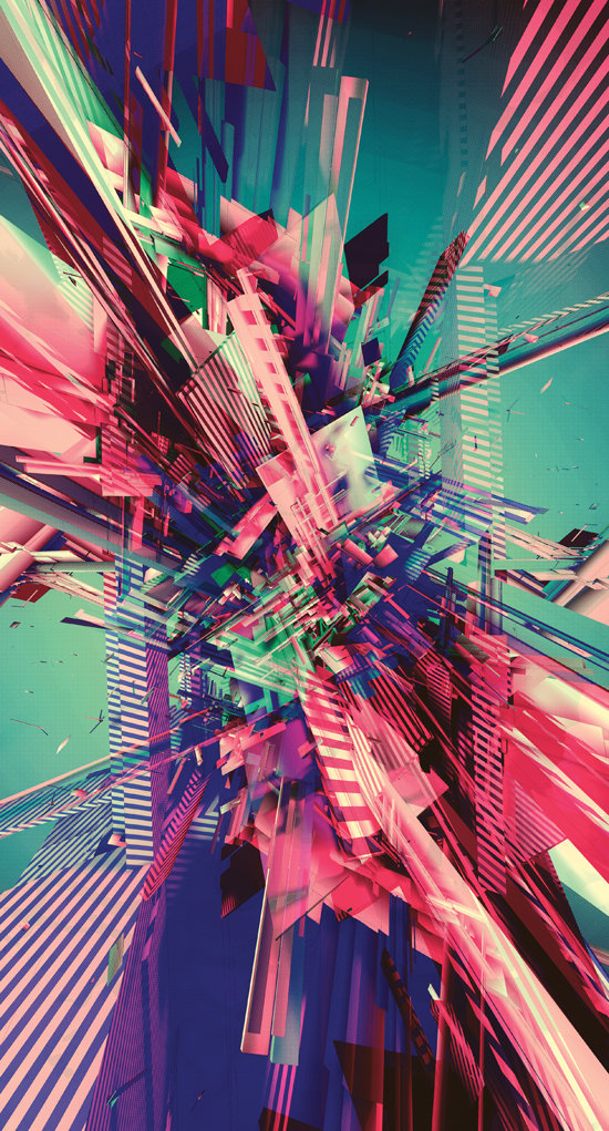 Digital art selected for the Daily Inspiration #1207