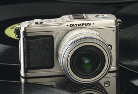 Olympus Pen E-P1 first look review