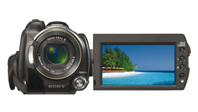 Sony HDR-XR520VE review