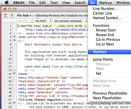 BBEdit 10.5 review