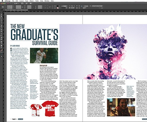 InDesign CC review