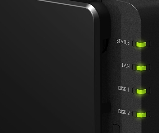 Synology DiskStation DS214 NAS drive review