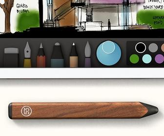 FiftyThree's Pencil stylus for the iPad