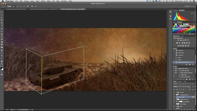 Expert Rating Reviews >> Photoshop CC 2014 update review - Review - Digital Arts