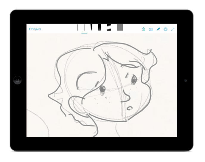 Adobe Sketch And Line IPad Apps Review