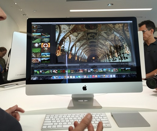 Apple 27-inch iMac with 5K Retina display hands-on review
