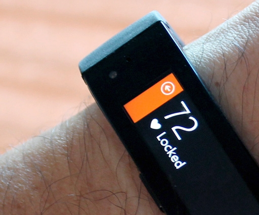 Microsoft Band hands-on review