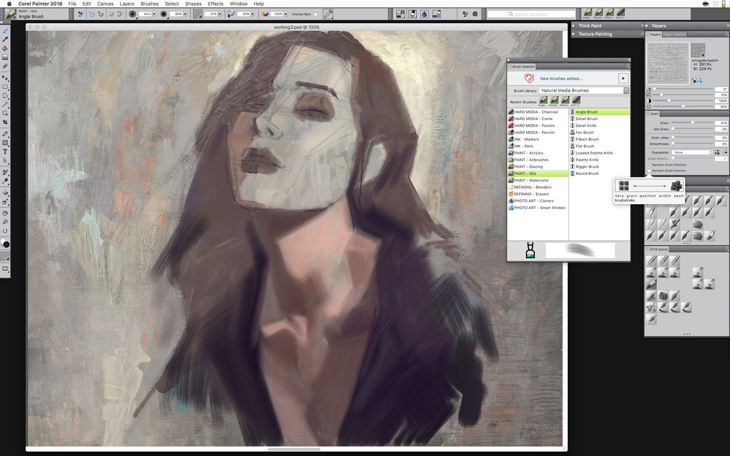 Corel Painter 2018 review: the world's best painting