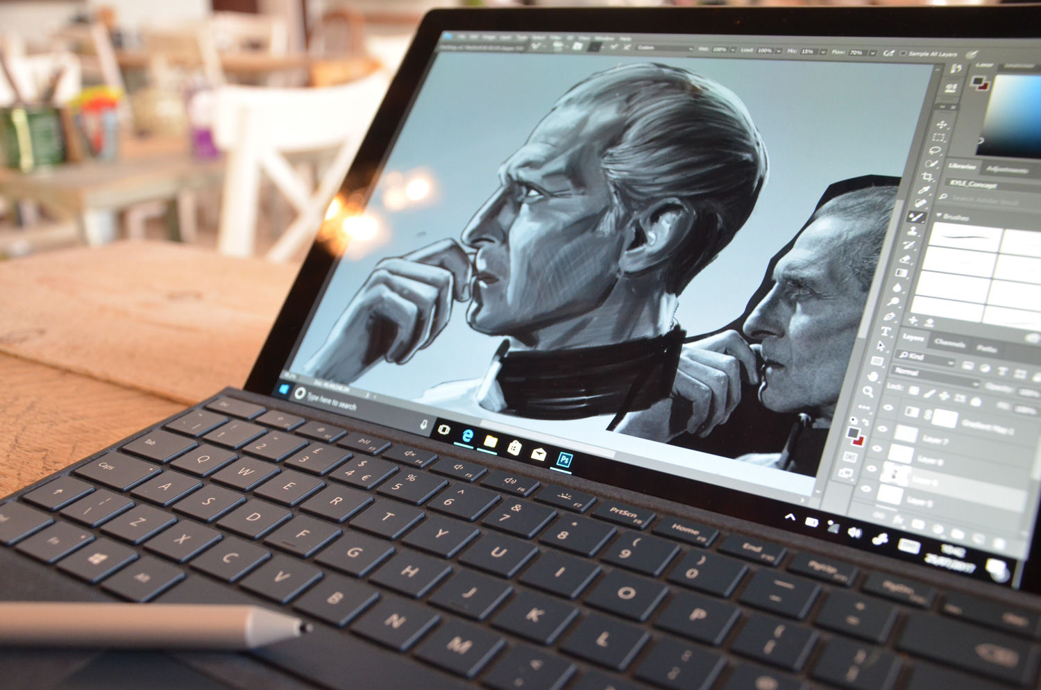 Microsoft Surface Pro 2017 – the artist's review - Review - Digital Arts
