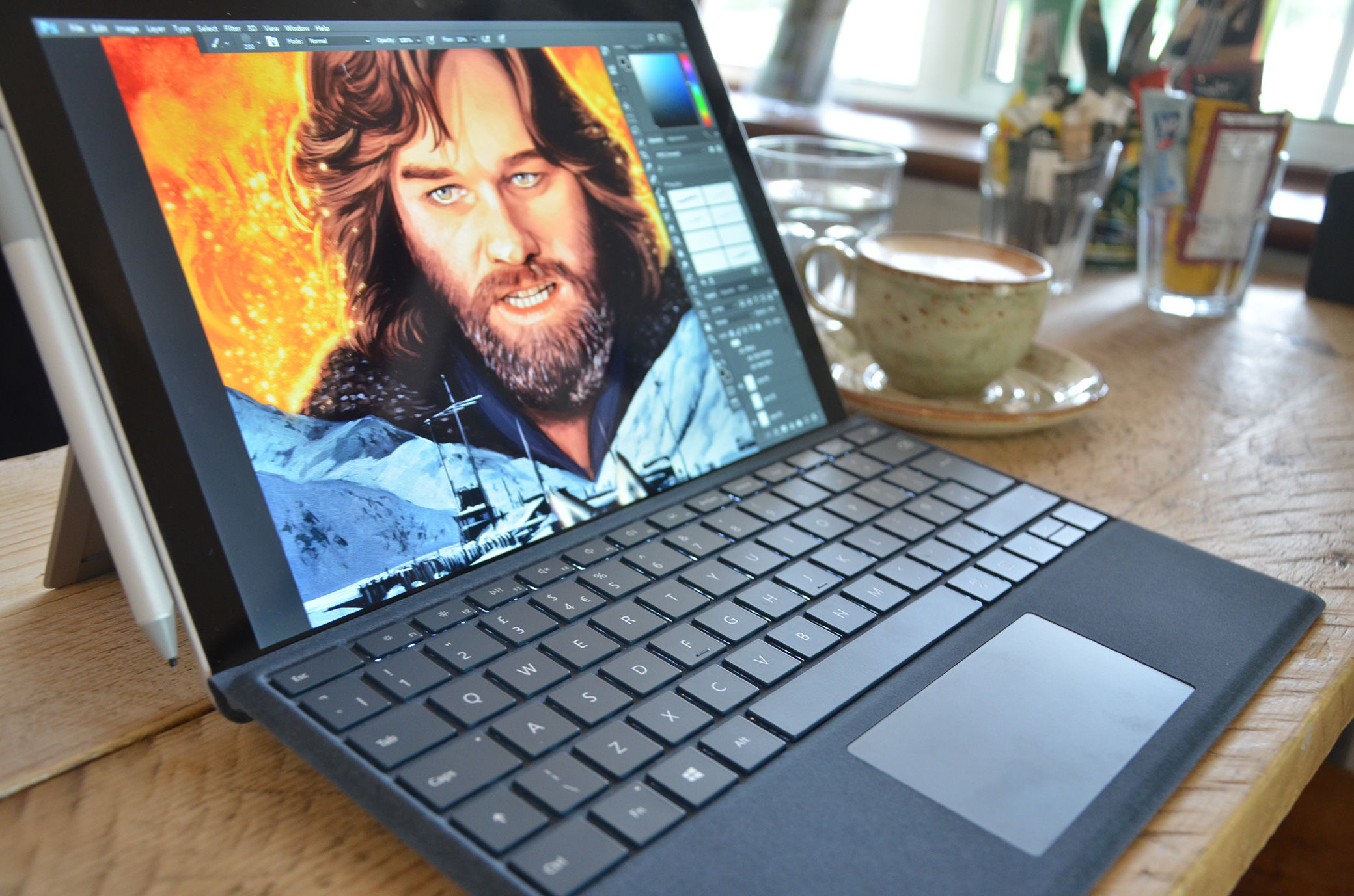 Microsoft Surface Pro 2017 – the artist's review - Review