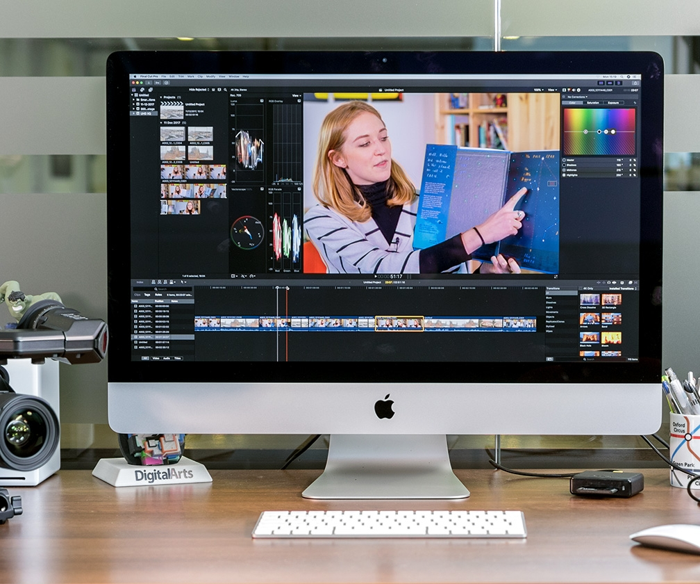 Apple Final Cut Pro 10.4 review