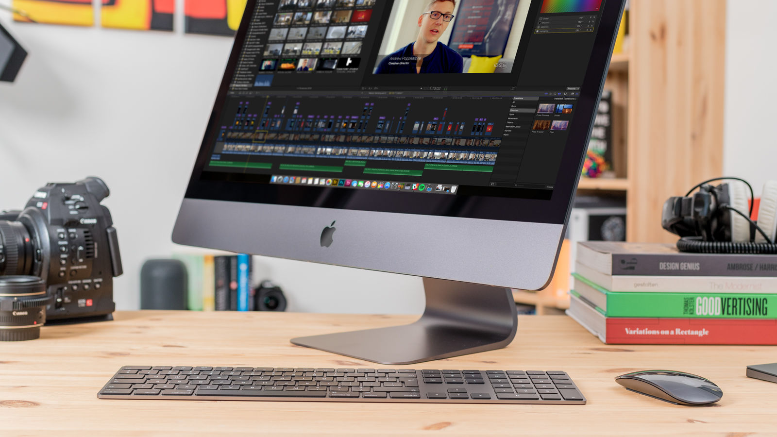 Apple iMac Pro review: a beautifully designed workstation