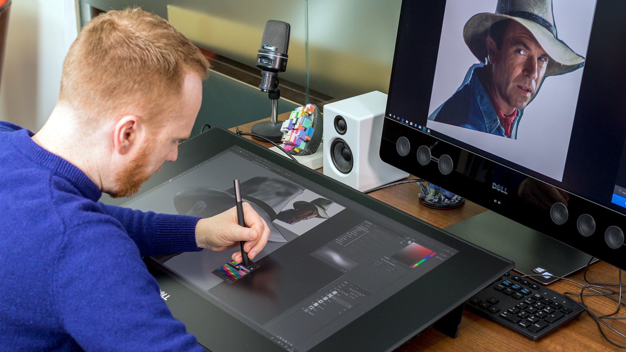 Dell Canvas review: the cheap Wacom Cintiq alternative - Review
